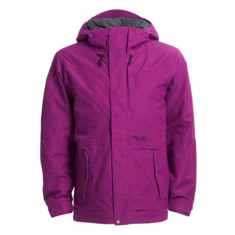 Volcom Triangle Snowboard Jacket - Waterproof, Insulated (For Men)