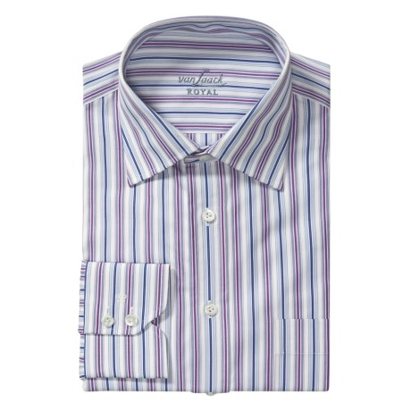 Van Laack Rigo Shirt - Regular Fit, Long Sleeve (For Men)
