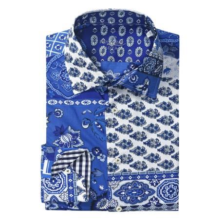 Van Laack Rhoda Sport Shirt - Tailor Fit, Long Sleeve (For Men)