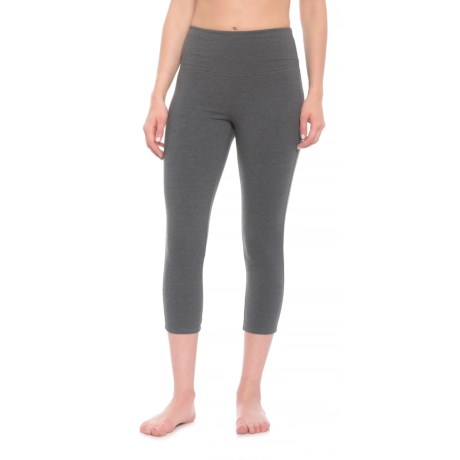 RBX Tummy Control Capris (For Women)