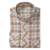 Van Laack Rezzo Linen Sport Shirt - Tailor Fit, Long Sleeve (For Men)