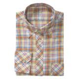 Van Laack Rezzo Linen Sport Shirt - Tailor Fit, Long Sleeve (For Men)