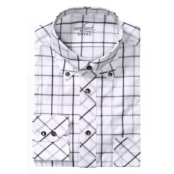 Van Laack Rezzo Tailored Fit  Sport Shirt - Long Sleeve (For Men)
