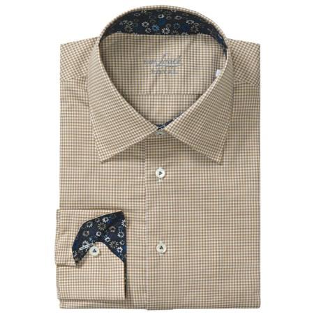 Van Laack Remco Cotton Sport Shirt - Tailor Fit, Long Sleeve (For Men)