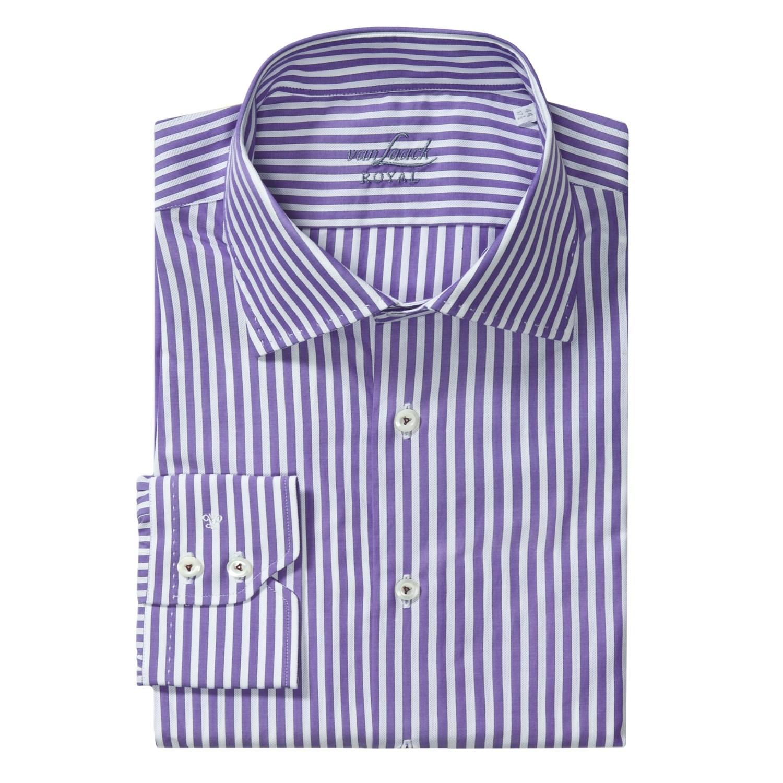 van laack reda tailored fit sport shirt for men 4500n. Black Bedroom Furniture Sets. Home Design Ideas