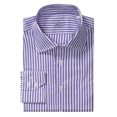 Van Laack Reda Tailored Fit Sport Shirt - Long Sleeve (For Men)