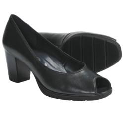 Ara Steffi Peep-Toe Pumps (For Women)