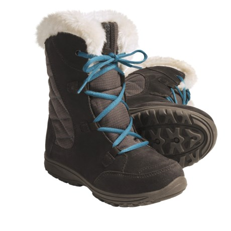 Stylish Winter Boots for a Pre-teen - Review of Columbia ...