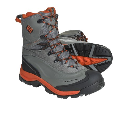 Columbia Sportswear Bugaboot Plus Omni-Heat® Winter Boots - Waterproof (For Men)