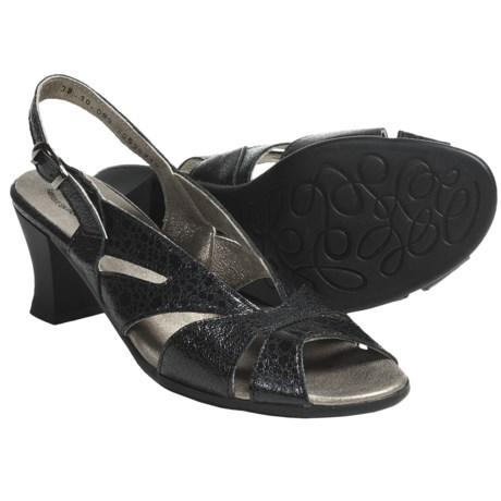 Arche Kimela Sling-Back Pumps - Leather (For Women)