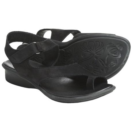 Arche Sushi Sandals - Nubuck (For Women)