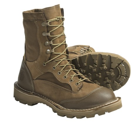 Wellco E163 USMC R.A.T. Temperate Weather Combat Boots - Waterproof (For Men)