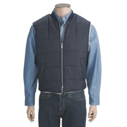 Work King Nylon Vest - Sherpa Lined (For Men)