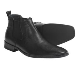 Calvin Klein Garrison Pull-On Boots (For Men)