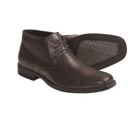 Calvin Klein Scott Chukka - Leather (For Men)