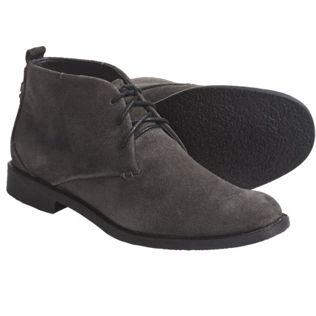 Calvin Klein Vernon Boots - Leather (For Men)