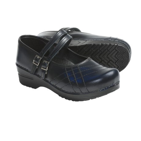 Sanita Claire Cabrio Clogs - Leather (For Women)