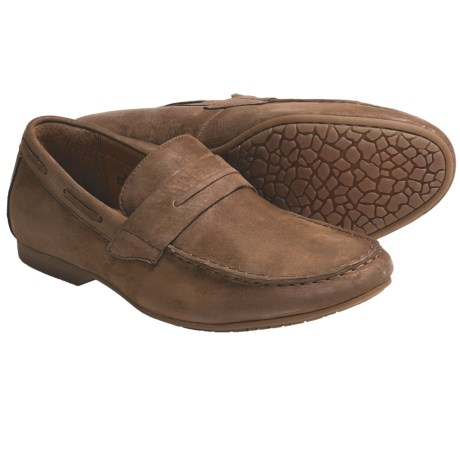 Born Crown by  Dedrick Loafer Shoes - Leather (For Men)
