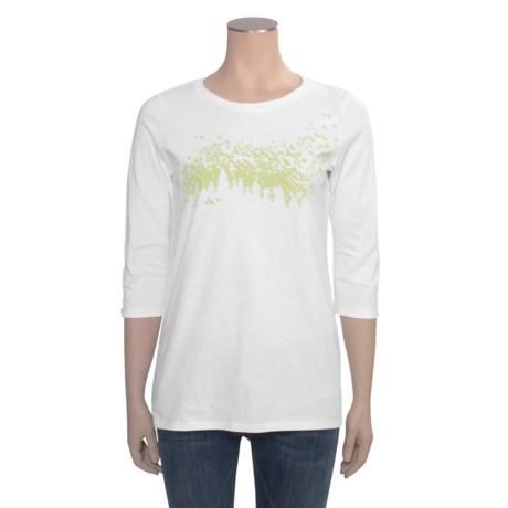 Columbia Sportswear Sky High T-Shirt - 3/4 Sleeve (For Women)