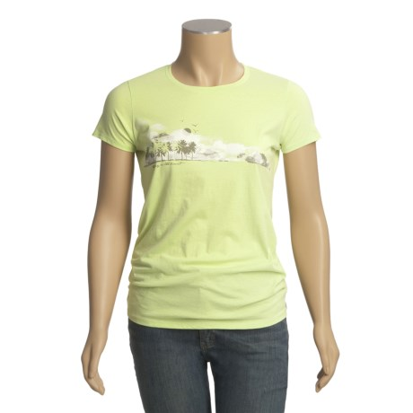 Columbia Sportswear Palm Haven T-Shirt - Short Sleeve (For Women)