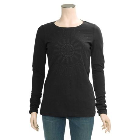 Columbia Sportswear Majestic Medallion T-Shirt - Long Sleeve (For Women)
