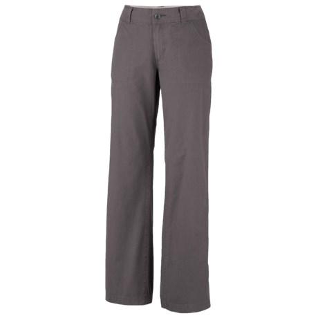Columbia Sportswear Willowdale Pants - UPF 50 (For Plus Size Women)