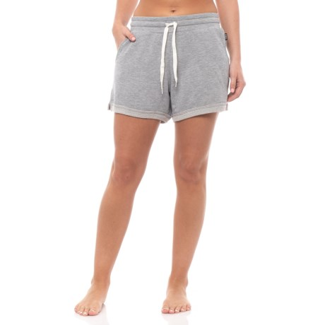 RBX Missy French Terry Shorts (For Women)