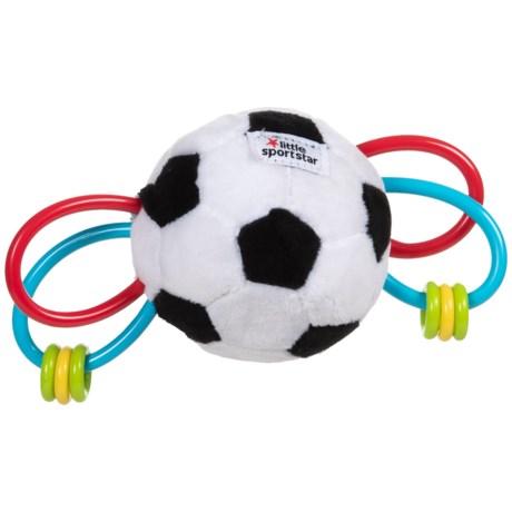 Kids Preferred Little Sport Star Plush Sensory Toy - Soccer (For Kids)