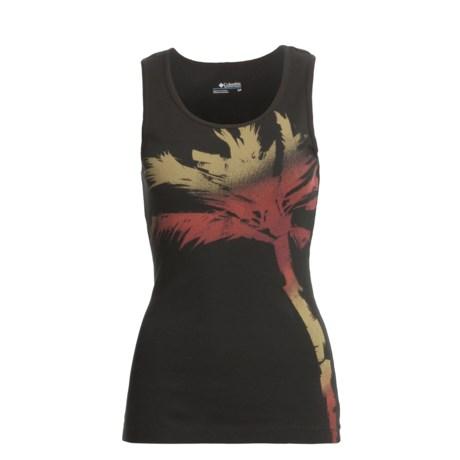 Columbia Sportswear Palmy Tree Tank Top (For Women)
