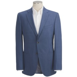 Jack Victor Mini-Herringbone Sport Coat - Wool (For Men)