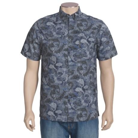 Columbia Sportswear Shadow Fish Shirt - Short Sleeve (For Men)
