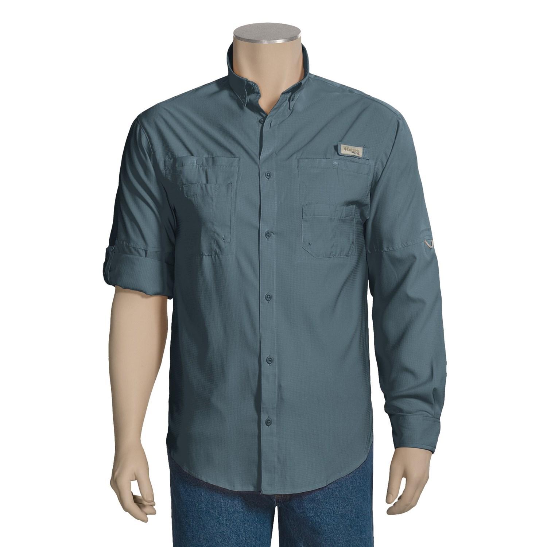 columbia sportswear pfg tamiami ii shirt for big and tall