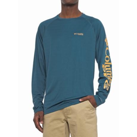 Columbia Sportswear PFG Terminal Tackle Shirt - UPF 50, Long Sleeve (For Men)
