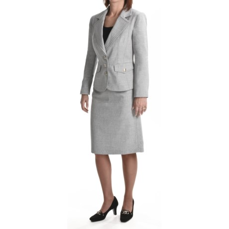 Isabella Skirted Suit (For Women)