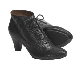 Gentle Souls Ruffina Ankle Boots -Leather (For Women)
