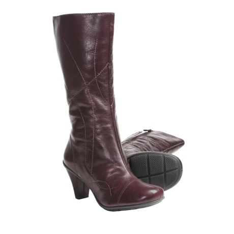 Gentle Souls O When Boots - Leather (For Women)