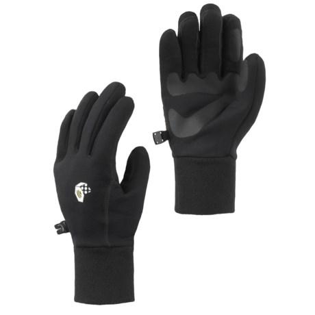 Mountain Hardwear Heavyweight Polartec® Power Stretch® Fleece Gloves (For Women)