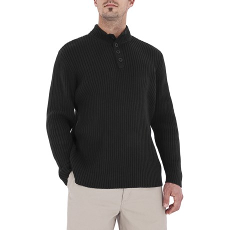 Royal Robbins Everest Button Mock Sweater (For Men)