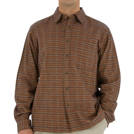 Royal Robbins Banks Island Plaid Shirt - UPF 50+, Long Sleeve (For Men)