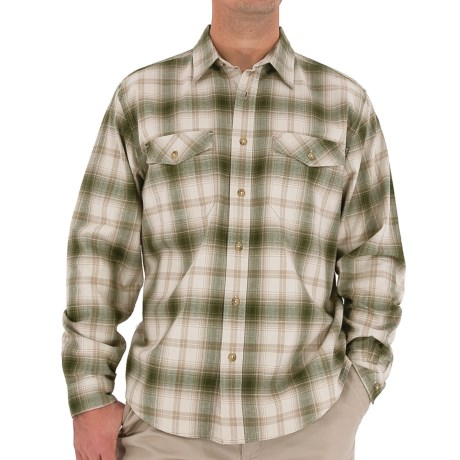 Royal Robbins Blackrock Plaid Shirt - Long Sleeve (For Men)