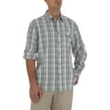 Royal Robbins Oso Plaid Shirt - Long Sleeve (For Men)