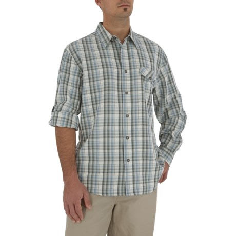 Royal Robbins Oso Plaid Shirt - Long Sleeve (For Men)
