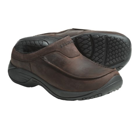 Merrell Encore Storm Slip-On Shoes - Leather (For Men)