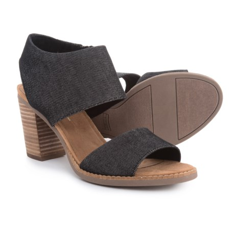 TOMS Majorca Cutout Sandals (For Women)