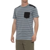 Mons Royale PK Pocket T-Shirt - Merino Wool, Short Sleeve (For Men)
