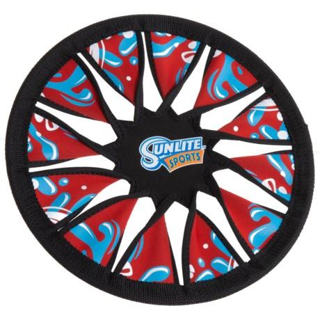 SOAK USA Sunlite Sports Twisty Flying Disk
