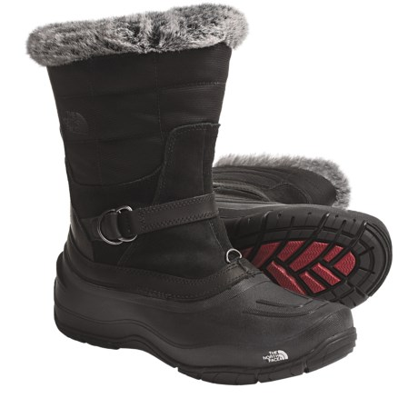 The North Face Shellista Winter Boots - Waterproof, Insulated, Pull-Ons (For Women)