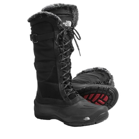 The North Face Shellista Lace-Up Boots - Waterproof, Insulated (For Women)