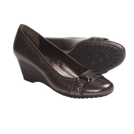 Sofft Torino Shoes - Leather, Wedge (For Women)