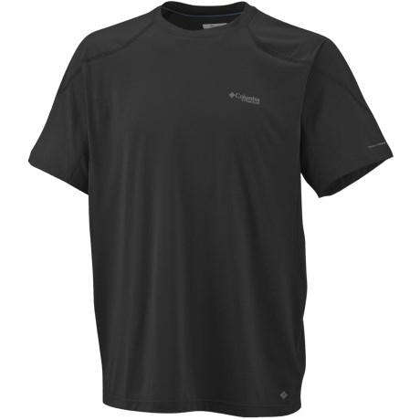 Columbia Enormity Crew Shirt - UPF 30, Short Sleeve (For Men)